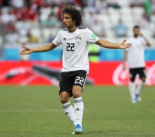 تصريح عمرو وردة بعد استبعاده عن المنتخب